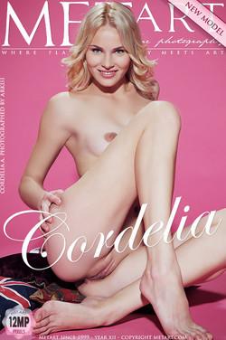 MetArt - Cordelia A - Presenting Cordelia by Arkisi