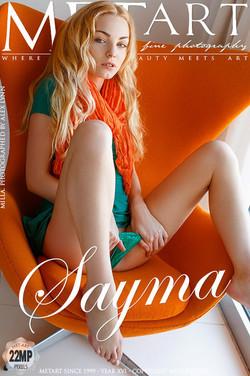 MetArt - Milla - Sayma by Alex Lynn