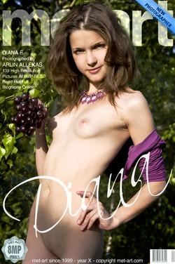 MetArt - Diana F - Presenting Diana by Arlin Allekas