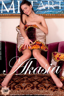 MetArt - Lucy Kent - Akasia by Albert Varin