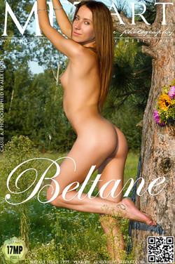 MetArt - Cassie A - Beltane by Alex Iskan