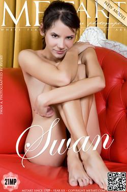 MetArt - Swan A - Presenting Swan by Rylsky