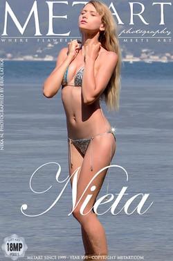 MetArt - Nika N - Nieta by Erik Latika